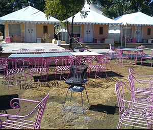 TENT SUPPLIERS IN INDIA